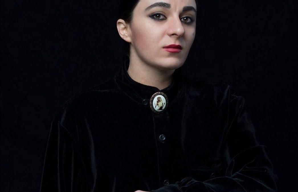 "Liana Ghukasyan ""Credo nei prossimi 7 minuti"""