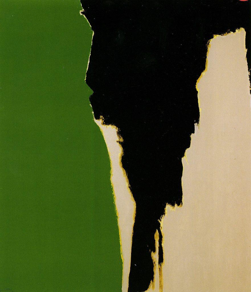 Giancarlo Cerri - Grande Sequenza, cm. 150x130, olio su tela - 2001