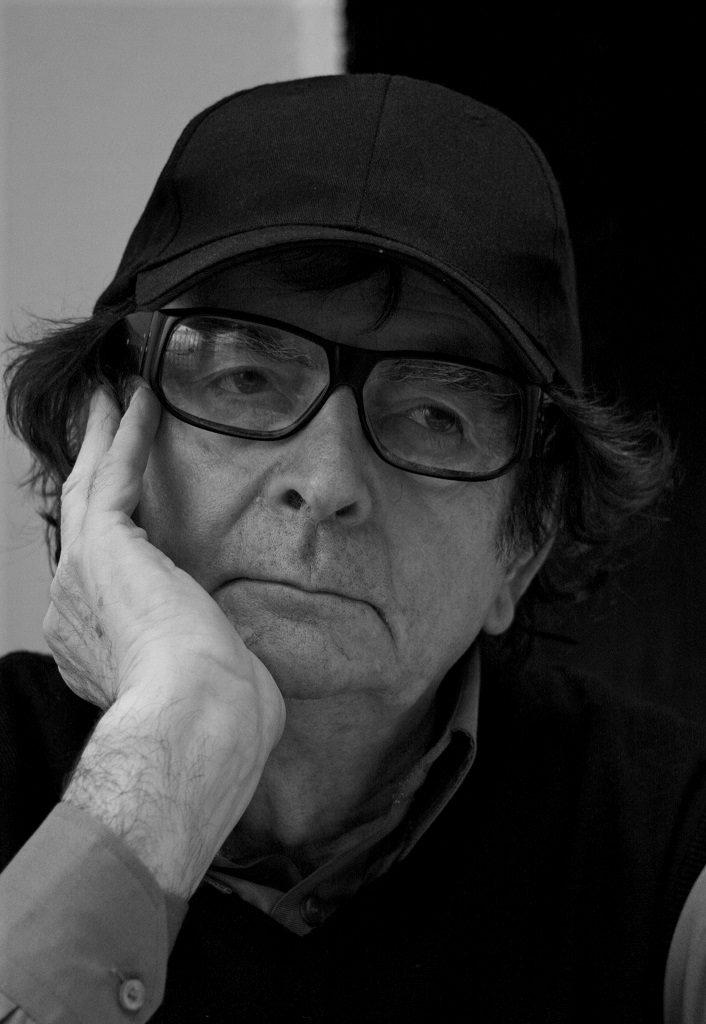 Giancarlo Cerri, credits by Alfredo Felletti